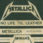 metallica: No Life 'Til Leather