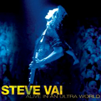 steve vai: Alive In An Ultra World