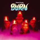 deep purple: Burn