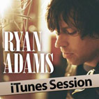 ryan adams: iTunes Session