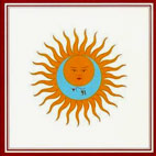 king crimson: Larks' Tongues In Aspic
