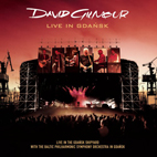 david gilmour: Live In Gdansk