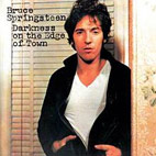 bruce springsteen: Darkness On The Edge Of Town
