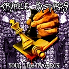 cripple bastards: Your Lies In Check