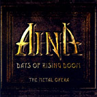 aina: Days Of Rising Doom: The Metal Opera