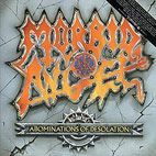 morbid angel: Abominations Of Desolation