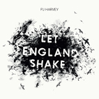 pj harvey: Let England Shake