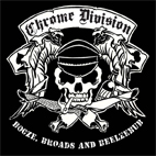 Chrome Division: Booze, Broads And Beelzebub
