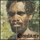 Death Grips: Exmilitary
