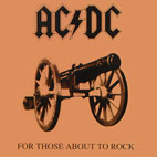 ac dc: For Those About To Rock