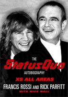Francis Rossi: XS All Areas: The Status Quo Autobiography