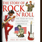 Paul Du Noyer: The Story Of Rock 'N' Roll