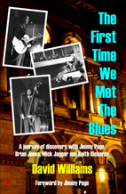 David Williams: The First Time We Met The Blues