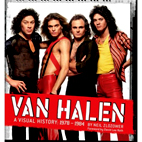 Neil Zlozower: Van Halen: A Visual History: 1978-1984