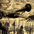 How Records Become Great: A Flight in the Aeroplane Over the Sea
