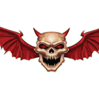 The Deathbat Logo in Rock Music