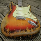 The History of Relic Guitars