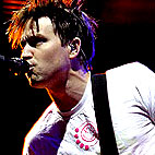 blink 182: UK (Wembley), December 5, 2004