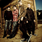 theory of a deadman: Live at the Blue Note, Columbia, Missouri, USA, May 24, 2014