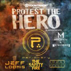 Protest The Hero, Periphery, Jeff Loomis, The Safety Fire: USA (Chicago), March 25, 2012