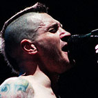 red hot chili peppers: UK (London), June 25, 2004