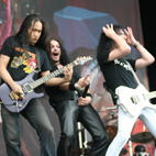 dragonforce: USA (Virginia Beach), May 10, 2009