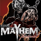 Mayhem Festival 2009: USA (Chicago), July 26, 2009