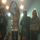 motley crue: Live at the Shoreline Ampitheater, Mountain View, California, USA, July 23, 2014