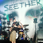 seether: USA (Nashville), September 10, 2010