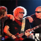 Chickenfoot: USA (Detroit), August 8, 2009