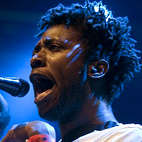 bloc party: UK (Manchester),  Febuary 14, 2007