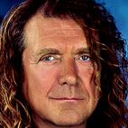 robert plant: USA (San Diego), July 21, 2005