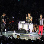 muse: Live at Stadio Olimpico, Rome, Italy, July 6, 2013