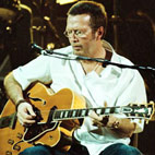 eric clapton: Australia (Newcastle), April 2004