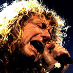 robert plant: USA (Seattle), September 25, 2005