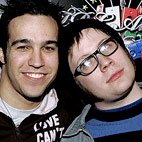 fall out boy: USA (Florida), November 2008