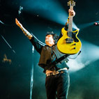 green day: Live At Barclays Center, New York, USA, April 7, 2013