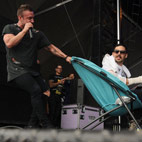 dillinger escape plan: Live at Orion Music + More Festival, June 9, 2013