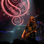 opeth: UK (London), April 5, 2010