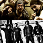 Dorje and The Drills: UK (Glasgow), June 18, 2012