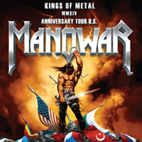 manowar: Live at The Regency Ballroom, San Francisco, USA, February 20th, 2014