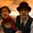 dresden dolls: UK (Liverpool), February 18, 2005