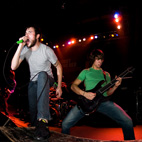 august burns red: USA (Atlanta), November 12, 2010