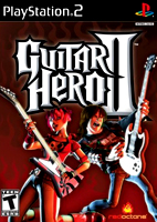 Music Simulator: Guitar Hero II