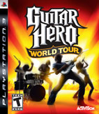 Music Simulator: Guitar Hero World Tour
