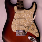 Fender: 50th Anniversary Stratocaster Plus