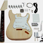 Saga: S-Style Electric Guitar Kit