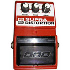 DOD: FX55C Supra Distortion