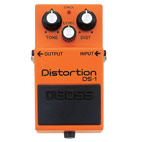 Boss: DS-1 Distortion