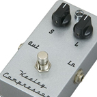 Keeley: Compressor 2 Knob